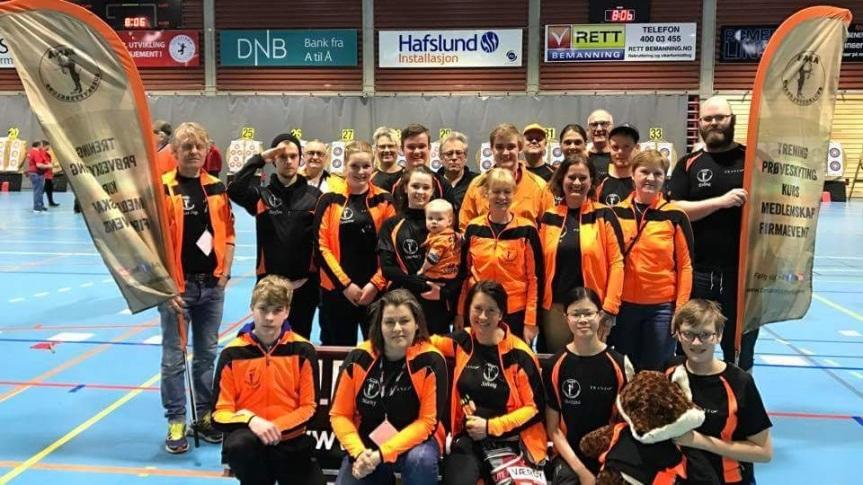 NM i Lillestrøm